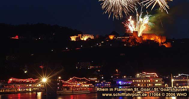 Rhein In Flammen Termine 2021